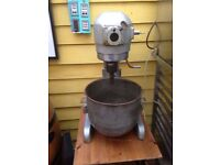 Hobart Planetary Commercial Mixer for Sale, 20 lt Model Ae 200, P.W.O.