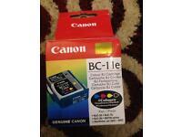 Canon cartridge BC-11 e colour