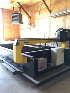 PHOENIX AUTOMATION CNC Hypertherm Plasma Cutting Table