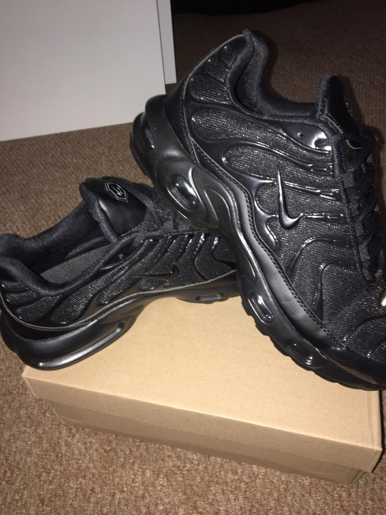 sports shoes 96027 35ef7 SIZE 6 7 8 9 10 11 BRAND NEW NIKE TN BOXED TRAINERS TNs (NOT) 90 110s 95  110 adidas 97 air max