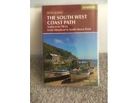 Brand New, Walking the South West Coast Path by Cicerone