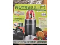 Nutribullet 600 series-brand new