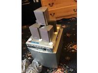 Sony Integrated A/V Amplifier sound system