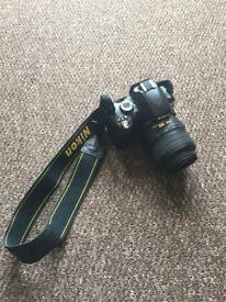 Nikon DX D60