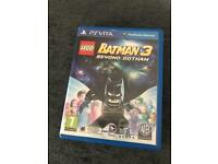 Lego Batman 3 for ps vita