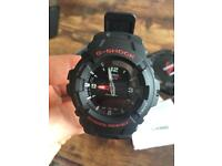 CASIO G-SHOCK RESIST Watch (Black)