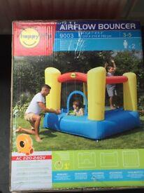 Bouncy castle brand new