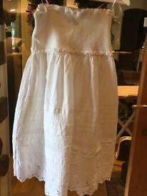All saints 12 cotton dress