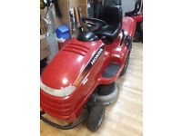 HONDA 2315 HONDA HYDROSTATIC RIDE ON LAWNMOWER