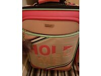 Riverisland suitcase and bag