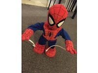 Marvel swing and sling spidey Spider-Man