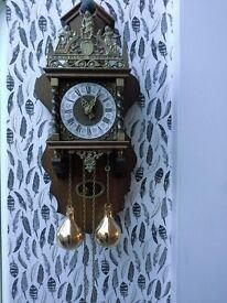 BELGIUM design clock.