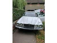 Classic Jaguar XJ 1977