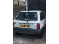 Vauxhall nova 1.2i