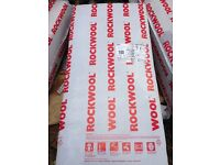 Rockwool Acoustic Insulation Slab
