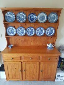 Dresser + Plates