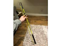 Fishing rod 2 sections 1.65m