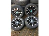 Ford Peugeot alloys 15inch 4x108