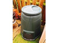 FREE new large garden compost converter