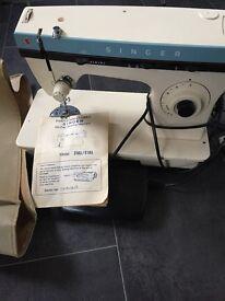 Singer sewing machine model 3105/g105