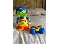 Little tikes robot