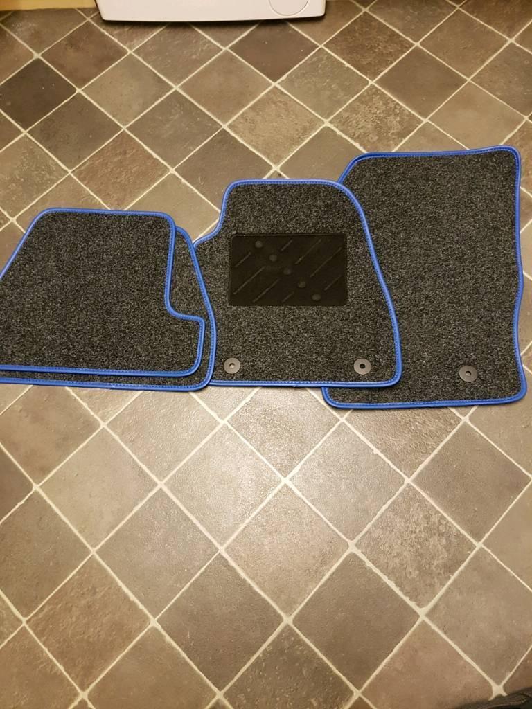 2015 ford focus car mats new