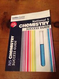Nat 5 Chemistry Success Guide