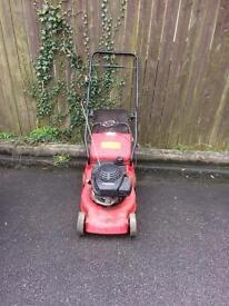 Honda petrol lawnmower for sale