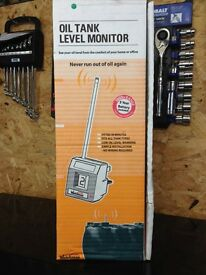 Oil Tank Level Monitor