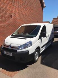 Citroen dispatch enterprise van, 12 months MOT no VAT low miles