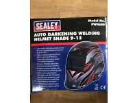 Sealey welding mask PWH600 as new