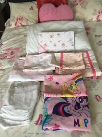 Toddler girls bedding