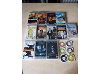 Psp big bundle films and games