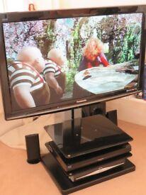 "37"" Panasonic Viera TV with Stand"