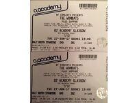 2 Wombats Tickets