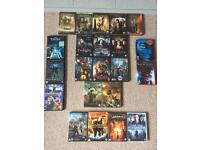 DVDs mythical adventure