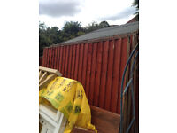 X4 Garden Fence - 6ft by 6ft