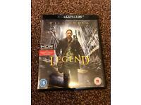 I Am Legend 4K UHD