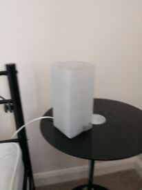 Bedside glass table for sale