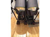 Double buggy £60 ONO