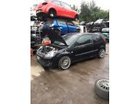 Breaking Ford Fiesta 2007 3 door
