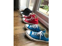Genuine Converse Shoes