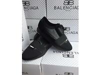 NEW EDITION BALENCIAGA RACE RUNNERS