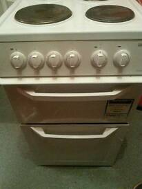 beko white cooker