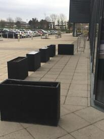 Large planters for sale