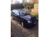 Saxo VTS/VTR 2000 W Reg, Modifications, Fast car, ££££ spent on it.. First to see will buy!!