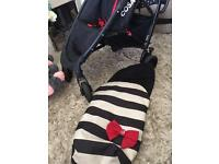 Cosatto yo lightweight buggy from birth to toddler stunning