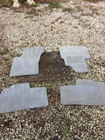 Car mats for ML 270