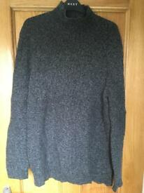 Mens L French connection jumper