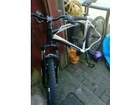 Mountain bike sarcen,,, trek carrera scott marin cube specialized